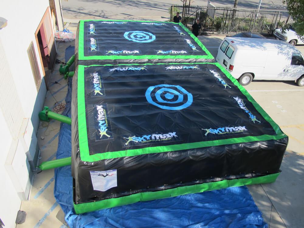 Skymax Trampoline Arena Stunt Jump