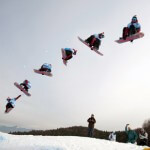 Winter Sports: Snowboarding