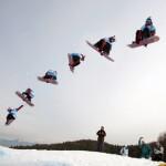 Winter Sports: Snowboarding