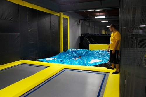 Foam Pit Alternative