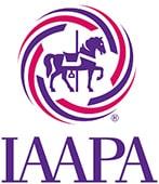 logo for the International Association of Amusement Parks